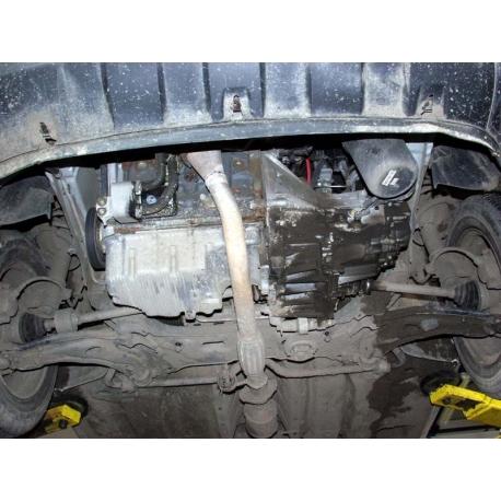 Fiat Doblo Motor und Getriebeschutz 1.2, 1.3D, 1.6, 1.9 D - Stahl