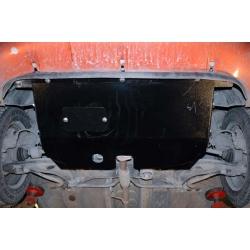 Fiat Doblo Motor und Getriebeschutz 1.3D, 1.4, 1.9 D - Stahl