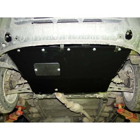 Fiat Multipla Motor und Getriebeschutz 1.6, 1.9 JTD - Stahl