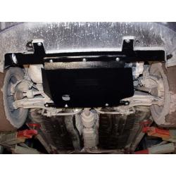 Fiat Palio Motor und Getriebeschutz 1.0, 1.2, 1.4, 1.5, 1.6 - Stahl