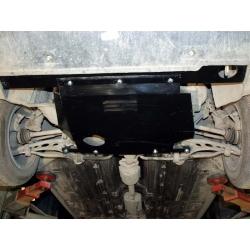 Fiat Punto Motor und Getriebeschutz 1.1, 1.2, 1.4, 1.7D - Stahl