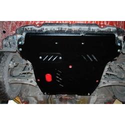 Fiat Sedici Motor und Getriebeschutz 1.9 TD, 2.0TD - Stahl