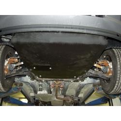 Ford Connect Tourneo / Transit Motor und Getriebeschutz 1.6, 1.8, 1.8D, 2.0 - Stahl