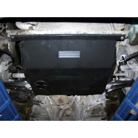 Ford Escort Motor und Getriebeschutz 1.4, 1.6 - Stahl