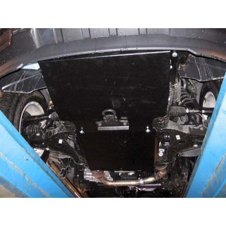 Ford Explorer Unterfahrschutz 4.0 - Stahl