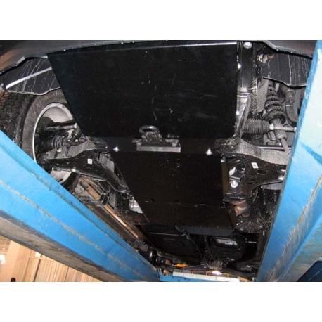 Ford Explorer Getriebeschutz 4.0 - Stahl