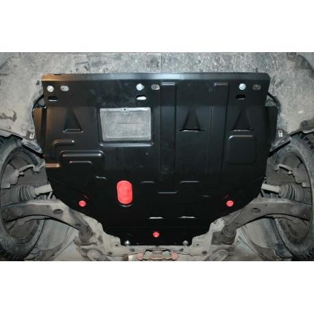 Ford Focus II Motor und Getriebeschutz 1.4, 2.0 - Stahl