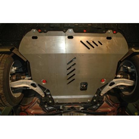Ford Focus III Motor und Getriebeschutz 1.6, 2.0 - Stahl