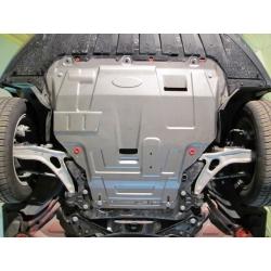 Ford Focus III Motor und Getriebeschutz 1.6, 2.0 - Alluminium