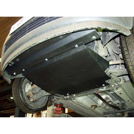 Ford Fusion Motor und Getriebeschutz 1.2, 1.4, 1.6 - Stahl