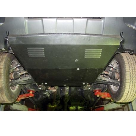 Ford Maverick Motor und Getriebeschutz 2.0 16V, 2.3, 3.0 6V 24V - Stahl