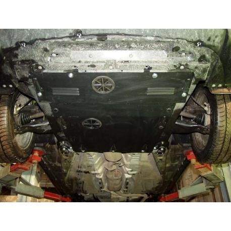 Ford Mondeo III Motor und Getriebeschutz außer 2.0TD, 2.5TD - Stahl