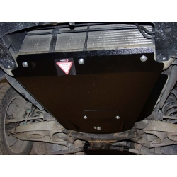 Ford Mustang Unterfahrschutz 3.8 - Stahl