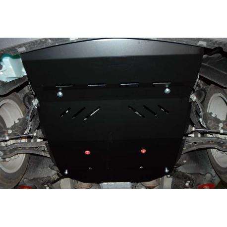 Ford Mustang Unterfahrschutz 4.0 V6 - Stahl