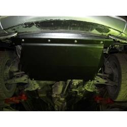 Ford Puma Motor und Getriebeschutz 1.4, 1.6, 1.7 - Stahl