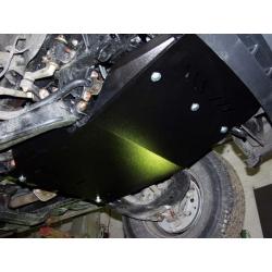Ford Ranger Unterfahrschutz 2.3, 2.5 D, 2.5 TD (4x4) - Stahl