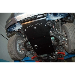 Ford Ranger Unterfahrschutz 2.5 TD, 3.0 TD - Alluminium