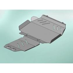 Ford Ranger Unterfahrschutz 2.2TD, 3.2TD - Alluminium