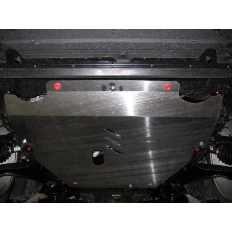 Ford S-Max Motor und Getriebeschutz 2.5T - Alluminium
