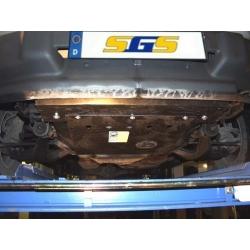 Ford Transit Unterfahrschutz 2.0, 2.5D, 2.9 - Stahl