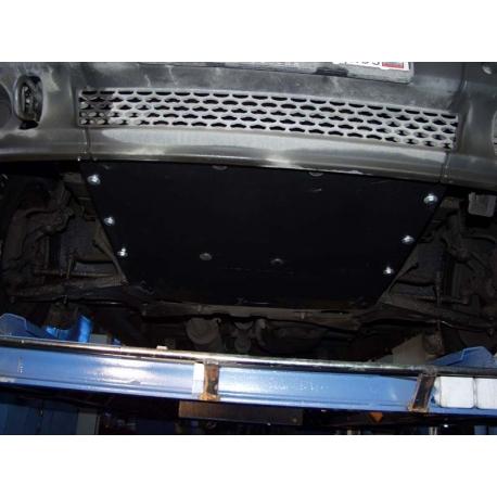 Ford Transit Hinterradantrieb Unterfahrschutz 2.0 TD, 2.4 TD - Stahl