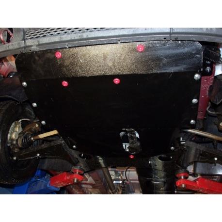 Ford Transit Frontantrieb Unterfahrschutz 2.0 TD, 2.4 TD - Stahl