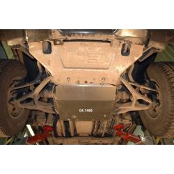 Hummer H3 Unterfahrschutz 3.7 - Alluminium