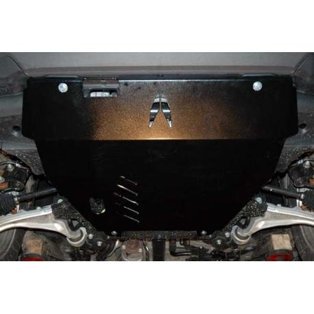 Acura MDX Motor und Getriebeschutz 3.7 - Alluminium