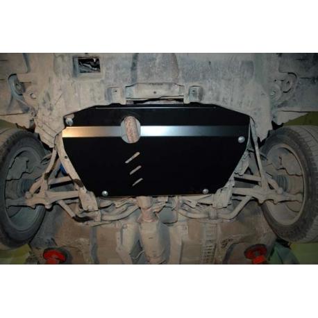 Honda Accord VII Coupe Motor und Getriebeschutz 3.0 - Stahl