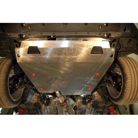 Honda Accord NF Motor und Getriebeschutz 2.0, 2.4 - Alluminium