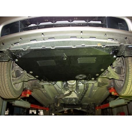 Honda Civic VI Motor und Getriebeschutz - Stahl
