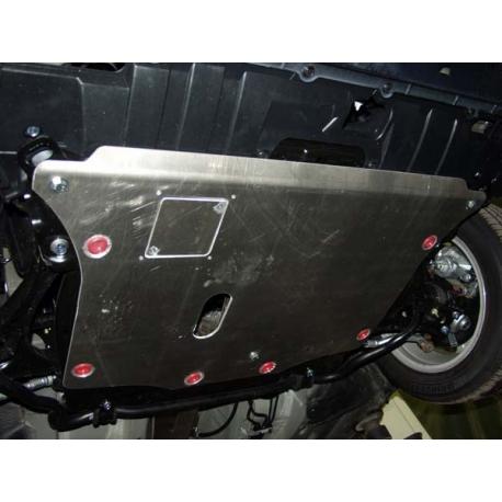 Honda Civic VII  Motor und Getriebeschutz 1.6, 1.8 - Alluminium