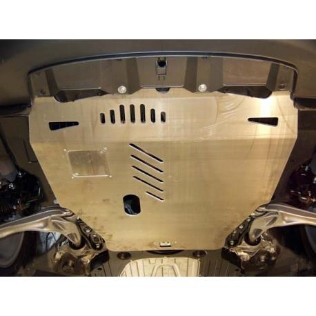 Honda Civic VII Hatchback Motor und Getriebeschutz 1.8 - Stahl