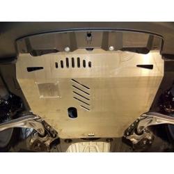Honda Civic VII Hatchback Motor und Getriebeschutz 1.8 - Alluminium
