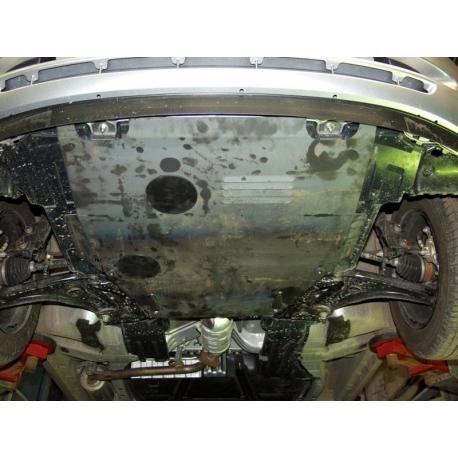 Honda Jazz Motor und Getriebeschutz 1.2, 1.4, 1.6 - Alluminium