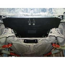 Honda Legend Motor und Getriebeschutz 3.5 - Stahl