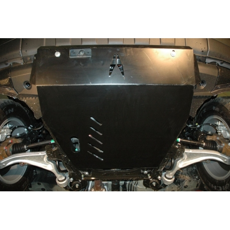Honda Pilot Motor und Getriebeschutz 3.5 - Stahl