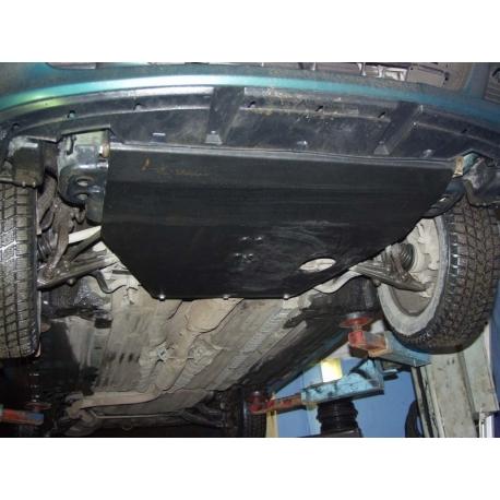 Honda Prelude Motor und Getriebeschutz 2.0, 2.2 - Stahl