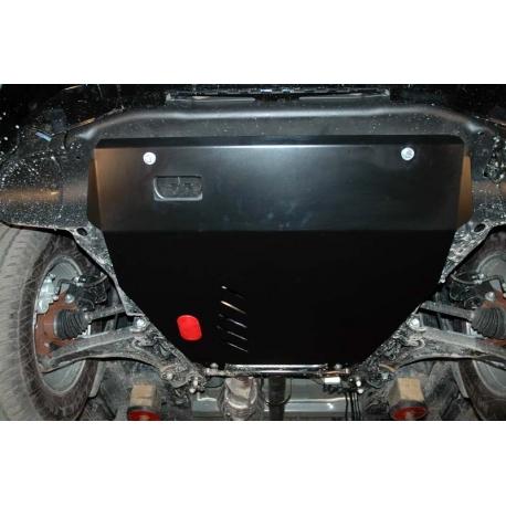 Honda Ridgeline Motor und Getriebeschutz 3.5 - Alluminium