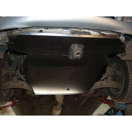 Hyundai Coupé / Tiburon Motor und Getriebeschutz - Stahl