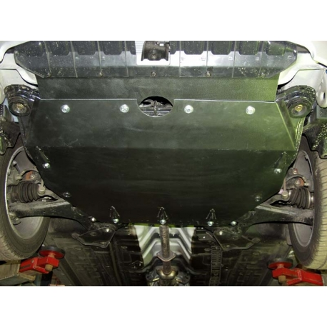 Hyundai Coupé Motor und Getriebeschutz - Stahl