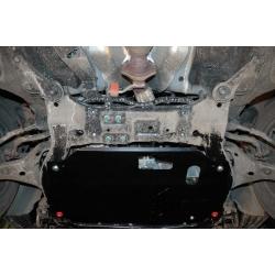 Hyundai Elantra Motor und Getriebeschutz 1.6, 2.0 - Stahl