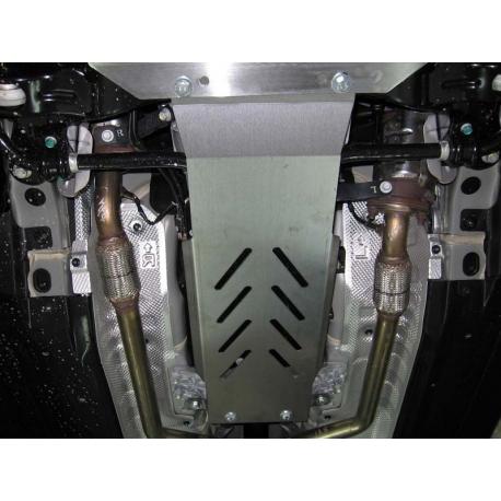 Hyundai Genesis (Automaticgetriebe schutz) 3.8 - Stahl