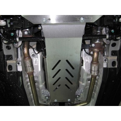 Hyundai Genesis (Automaticgetriebe schutz) 3.8 - Alluminium