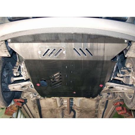 Hyundai Getz Motor und Getriebeschutz - Stahl