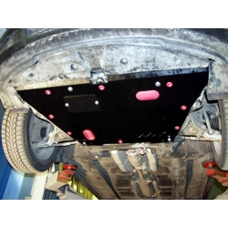 Hyundai Grandeur Motor und Getriebeschutz 2.2, 2.3, 3.3 - Alluminium