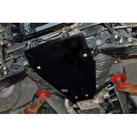Hyundai H 100 Porter Unterfahrschutz 2.5 - Stahl
