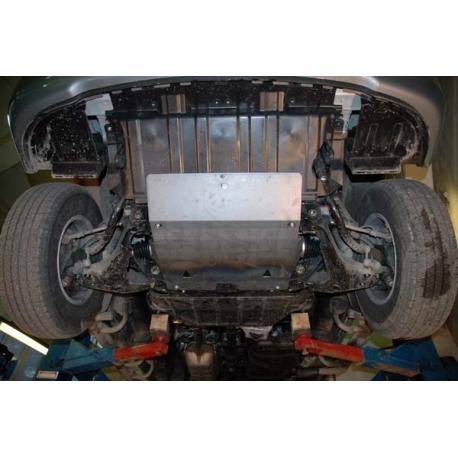 Hyundai H-1 / SVX Unterfahrschutz 2.4, 2.5 (auch 4WD) - Stahl