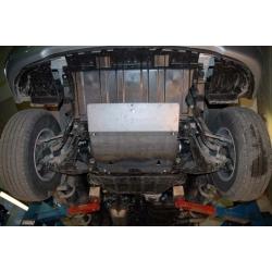 Hyundai H-1 / SVX Unterfahrschutz 2.4, 2.5 (auch 4WD) - Alluminium