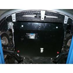 Hyundai i20 Motor und Getriebeschutz - Stahl